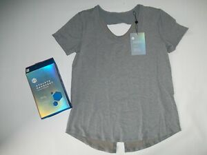 UNDER ARMOUR Athlete Sleep Muscle RECOVERY S/S SHIRT Top Womens Size MEDIUM NEW