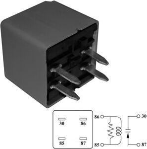 Engine Cooling Fan Motor Relay Santech Industries MT1027