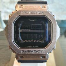 CASIO G-SHOCK GX-56 BB Metall negativ Display NEU und OVP wie GM-5600