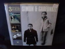 Simon & Garfunkel – 3 Original Album Classics