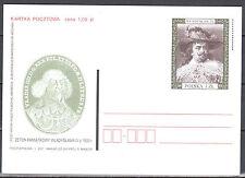 Poland 2001 - Royalty - Wladyslaw IV - Cp 1243 - postcard - unused