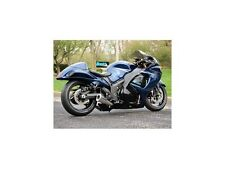 99-17 GSX1300R Hayabusa Brock's Alien Head 2 Full Exhaust - Stainless Steel 14""