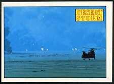 The Aftermath #162 Desert Storm 1991 Merlin Sticker (C959)