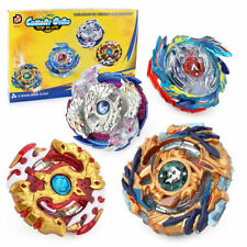 bayblade burst 4PCS Metal Fusion with launcher kid Beyblade toys Rated Spinning