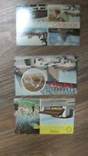 3 Montreal 1967 expo67 world exposition postcards