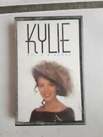 Kylie Minogue Kylie Cassette Tape 1987