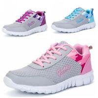 Sports Comfort Sneaker Women Fitness Tennis Athletic Shoes Running Lightweight B