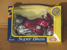 MOTOR MAX BMW R1000RT SUPER BIKE Die-Cast 1:18 Motorcycles  MINT
