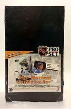 1991 Pro Set series 1 NHL Hockey Card Box 36 packs Factory Sealed