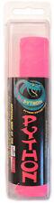Python Pink Rubber Racquetball Grip