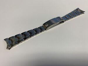 Rolex 7835 19mm UNPOLISHED Bracelet With 261 End Links