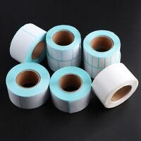 d 'impression Coller Waterproof étiquette d 'emballage Papier adhésif