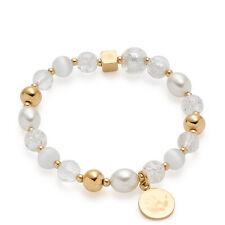 Leonardo Schmuck Armband Bracelet Hope Darlin´s 018113 Farbe Gold Weiß