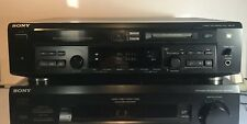 Sony Mxd-D3 Compact Disc & Minidisc Player/Recorder W/Remote