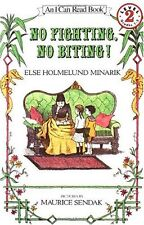 No Fighting, No Biting! (An I Can Read Book, Level 2) by Else Holmelund Minarik