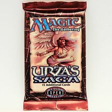 MTG: URZA'S SAGA Sealed Booster Pack - Magic the Gathering - Urza's Saga Block