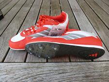 Adidas Techstar All Spikes NEU Gr. 8 rot