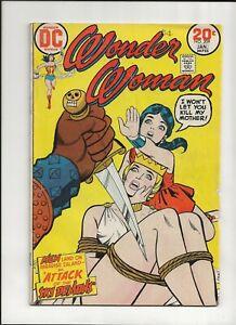 Wonder Woman #209 (1974) VG+ 4.5