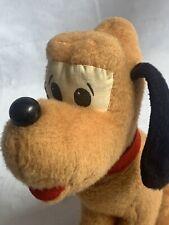 Vintage Knickerbocker Mickey Mouse Power Bean Bag Plush Walt Disney Productions