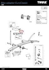 Montageklammer 9281 für 3./4.RAD Adapter Erweiterung