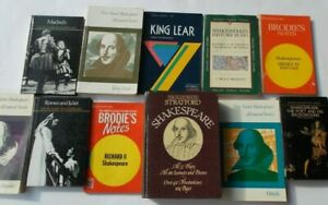 William Shakespeare Books Bundle x11 The Illustrated Stratford Shakespeare All