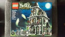 Brand New Factory Sealed LEGO Monster Fighters 10228 Haunted House Lego Set NISB