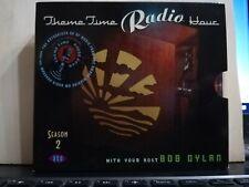 THEME TIME RADIO HOUR WITH YOUR HOST BOB DYLAN SEASON 2 - CD 2 MADE U.K. 2009