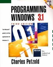 Programming Windows 3.1 by Charles Petzold