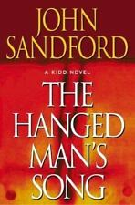 Kidd: The Hanged Man's Song by John Sandford (2003, Hardcover) Dust Jacket Incl