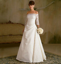 VOGUE Wedding Dress SEWING PATTERN   V2842 Bridal Original   Sizes 12-14-16