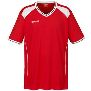 Spalding Crossover Shooting Shirt Herren Basketball Trikot 300212801 Gr. M neu