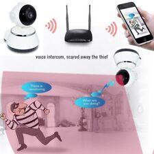 Wifi HD 720P CCTV Night Vision 360° Camera IR Security Surveillance Home Camera