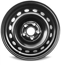 "Fits: New 16""x7"" 5 Lug Honda Odyssey (05-10) Black Replica Steel Wheel Rim 5x120"