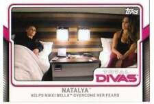 2017 Topps WWE Wrestling Total Divas #10 Natalya