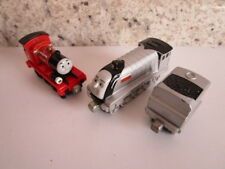 Thomas Train, Spencer and Tender Metal Die Cast toys - lot of 3, Magnetic hitch