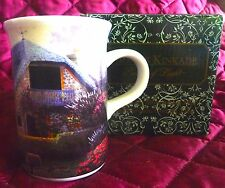 Thomas Kinkade Lilac Cottage Illuminating Mug/Heat Activated