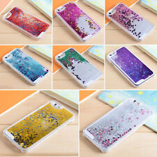 Clear Dynamic Liquid Glitter Bling Quicksand Case Cover For iPhone 6S 7 7 Plus