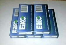 50 #44 Pinball Machine Eiko Clear Miniature Light Bulbs Lamps Free Shipping New