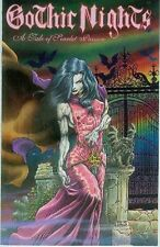 Gothic Nights-a tale of Scarlet Passion # 1 (Tim Vigil) (USA, 1995)