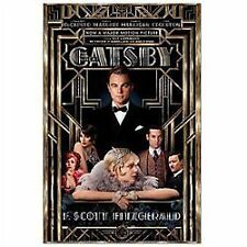The Great Gatsby by F. Scott Fitzgerald (2013, Paperback, Movie Tie-In)