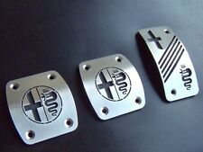 PEDALES ALFA ROMEO 166 TI JTD M-JET SPARK TS TB TURBO 3.2 V6 DISTINCTIVE GT 20V