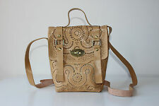 Ethnic handmade genuine leather top handle & sling massager bags vintage inspir