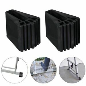 Site Folding Ladder Accessories Ladder  Pads Ladder Feet Covers Leg Covers