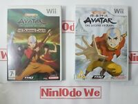 Avatar The legend of Aang Game Series (Wii) *Multi Listing* Expertly Refurbished
