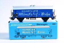 """4660 Bierwagen """"Kulmbacher Mönchshof"""" von  MÄRKLIN"""
