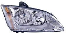 Ford Focus 2005-2008 Faro Delantero Lado del conductor lado De Mano derecha RH