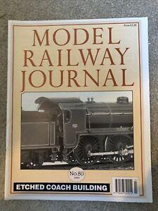 Model Railway Journal No 80 1995