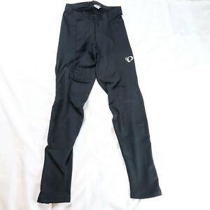 Pearl Izumi Select Cycling Pants Size Large Black Reflective
