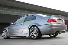 Spoiler / Wing for BMW 3 E46 CSL Spoiler 1999-2006 Coupe