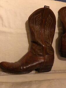 Cowboystiefel von TONY LAMA, USA gebraucht Größe 38